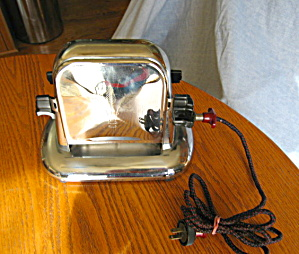 Fostoria Vintage Electric Toaster