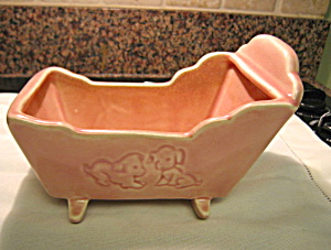 Vintage Usa Cradle Planter