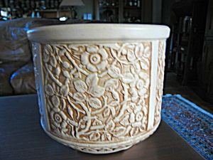 Weller Pottery Ivory Jardiniere