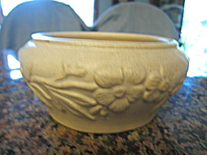 Antique Matte White Art Pottery