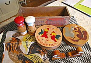 Woodenware Collectibles