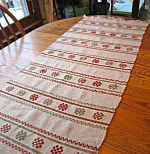 Wool Table Runner