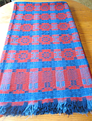 Antique Hand Woven Wool