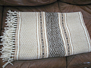 Faribo Wool Throw