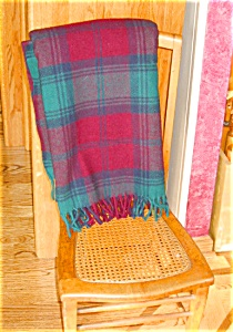 Faribault Vintage Wool Throw