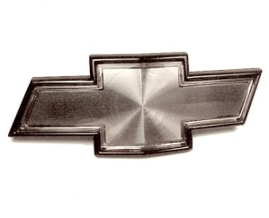 General Motors Gm Chevrolet Chevy Logo Emblem New Nib