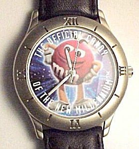 M&m Character Watch Millennium 2000 Limited Edition