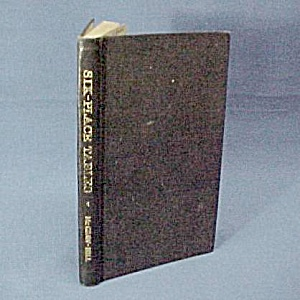1925 Mathematics Book Six-place Tables Edward S Allen