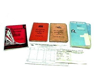 Rock Island Railroad 1968 1979 Manuals Rules Regulation Time Tables