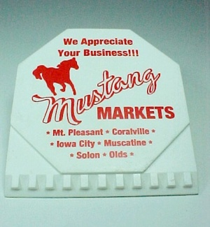 Ice Scraper Mustang Markets Mt Pleasant Coralville Iowa City Olds Ia