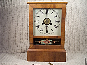 Jerome Cottage Clock No. 2