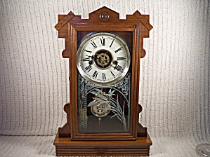 Waterbury Shelf Clock Vernon