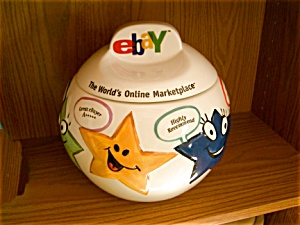 Ebay Cookie Jar... You Are A Star