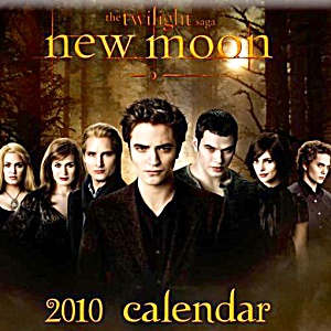 2010 New Moon Twilight Calendar
