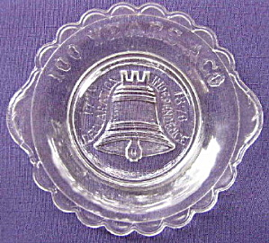 Liberty Bell Plate