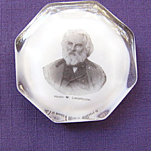 Longfellow Paperweight