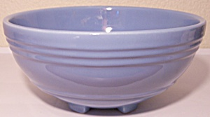 Pacific Pottery Hostess Ware Lt Blue 9in Salad Bowl