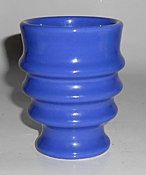 Metlox Pottery Poppy Trail Series 200 Cobalt #236 Coffe
