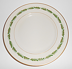 Franciscan Pottery Fine China Arcadia Green Salad Plate