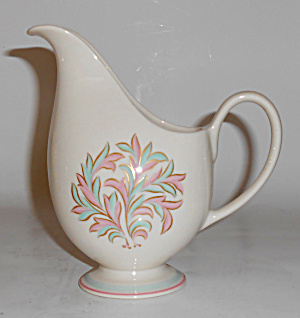 Franciscan Pottery Fine China Rossmore Creamer