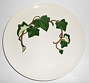 Metlox Pottery Poppy Trail California Ivy Dinner Plate