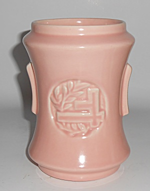 Pacific Pottery Gloss Pink Art Vase