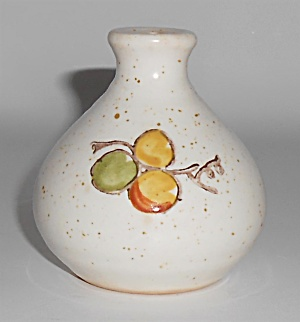 Metlox Pottery Poppy Trail Tropicana Pepper Shaker