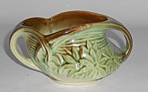 Mccoy Pottery Daisy Sugar Bowl