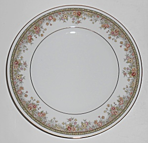 Noritake Porcelain China Ireland Morning Jewel Salad Pl