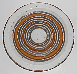 Midwinter Pottery Stonehenge Earth Dinner Plate