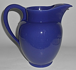 Franciscan Pottery El Patio Mexican Blue / Cobalt Ice