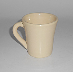 Catalina Island Pottery Ivory Handled Wine Cup