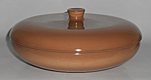 Russel Wright Pottery Iroquois Casual Ripe Apricot 10in