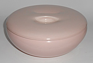 Russel Wright Pottery Iroquois Casual Pink Sherbet Cass
