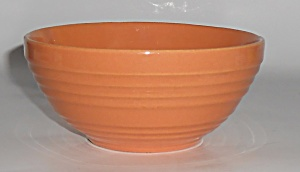 Pacific Pottery Hostess Ware Apricot Cereal Bowl