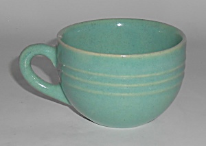 Pacific Pottery Hostess Ware Green Punch Cup