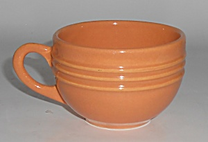 Pacific Pottery Hostess Ware Apricot Punch Cup
