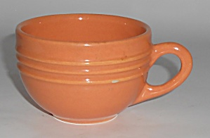 Pacific Pottery Hostess Ware Apricot Punch Cup #2