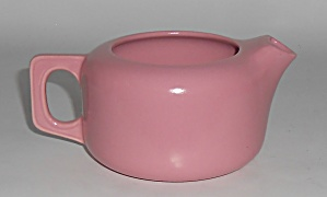 Coors Pottery Mello-tone Pink Creamer