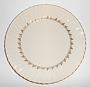 Franciscan Pottery Patrician Fine China Dinner Plate