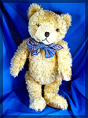 Ty Fully Jointed Teddy Bear, 17 Inches Tall