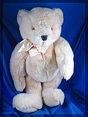 Peaches - North American Bear Co, 1989, 19 Inches Tall