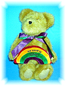 Boyds Bear What A Friend We Have In Jesus 10 Inch