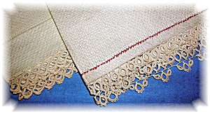 Linen And Lace Cloth