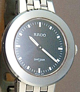 Wristwatch Rado Ladies Diastar Swiss 06