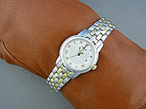 Wristwatch Ladies Tissot 1853 Stainless Steel Gold