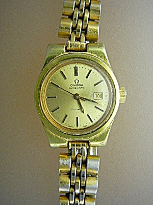 Omega Geneve Swiss Made Automatic Wristwatch
