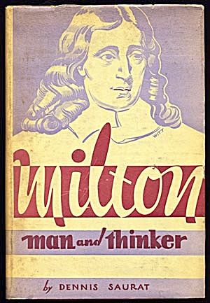Vintage Biography: Milton, Man & Thinker