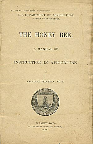 The Honey Bee A Manual Of Instruction In Apiculture