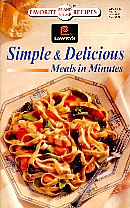 Simple & Delicious Meals In Minutes